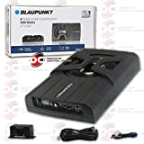 New Blaupunkt Car Under Seat Super Slim Powered Subwoofer Enclosed 300 Watts