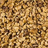 Walnut Pieces - Bulk Walnut Pieces 10 Pound Value Box - Freshest and highest quality nuts from US Based farmer market - Quality nuts for homes, restaurants, and bakeries. (10 LBS)