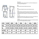 Jessie Kidden Women's Outdoor Quick Dry Convertible Hiking Stretch Cargo Pants #5818-Dark Grey, US S 28