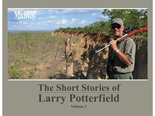 MidwayUSA Coffee Table Book The Short Stories of Larry Potterfield Volume 1 ()