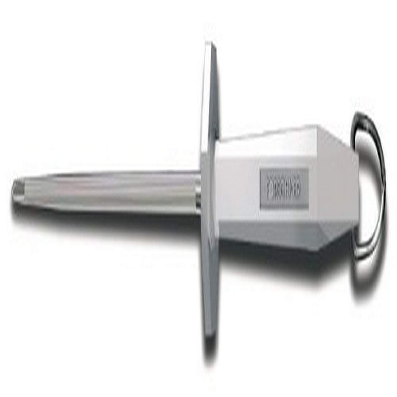 Victorinox Honing Steel 5-Inch Round Regular Cut, White Plastic Handle, 1