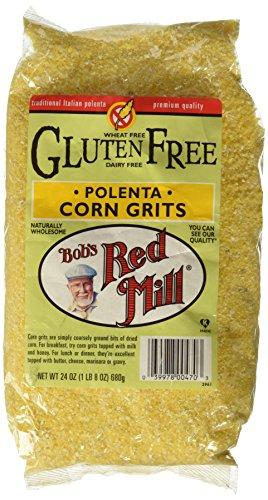 Gluten Free Corn Grits by Bob's Red Mill, 24 oz (2 pack)