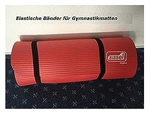 Amazon.com: Bandes ?lastiques Pour Tapis de gymnastique, 26 ...
