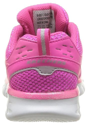 Rosa Zapatillas Niñas Alister pink hpmt Para Skechers CwIS5Fq5