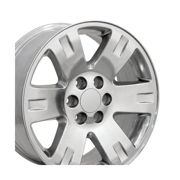 OE-Wheels-20-Inch-Fits-Chevy-Silverado-Tahoe-GMC-Sierra-Yukon-Cadillac-Escalade-CV81-Polished-20×85-Rim-Hollander-5307