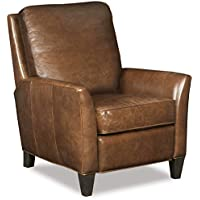 Hooker Furniture Shasta Recliner, Brown