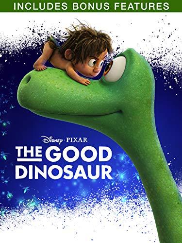 The Good Dinosaur (Plus Bonus Features) (Disneys Dinosaur)