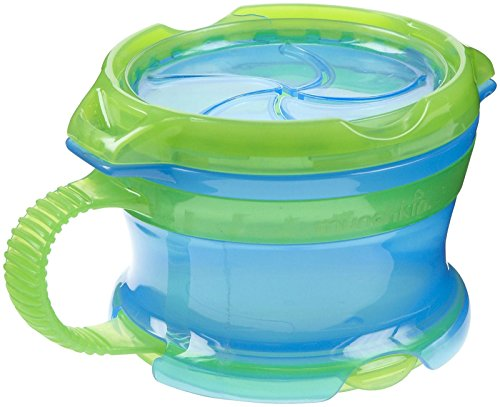 Munchkin Click Lock Deluxe Snack Catcher - Color May Vary