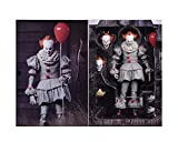 New Sealed 7inch NECA Stephen King's It Pennywise