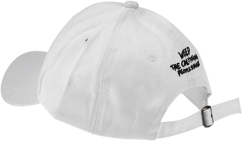 Cotton Baseball Caps Hands Smoking Embroidery Adjustable Snapback Hat Design Dad Cap Gorras Casquette Unisex