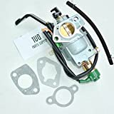 1UQ Manual Choke Carburetor Carb For A-iPower SUA6500E 5250 6500 Watt 389CC 13HP Gas Generator