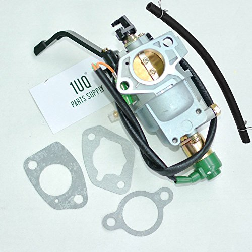 1Uq Manual Choke Carburetor Carb For Rural King Jiangdong Jdp 6000E Jdp6000e 6500E Jdp6500e 8000E Jdp8000e 10000E Jdp1000e Generator