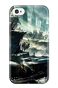 Iphone 4/4s Hard Case With Awesome Look - 3957768K77842091