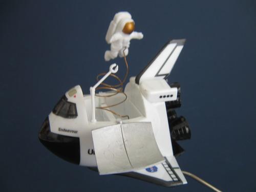 Space Shuttle Hasegawa Non Egg Plane Plastic model ...