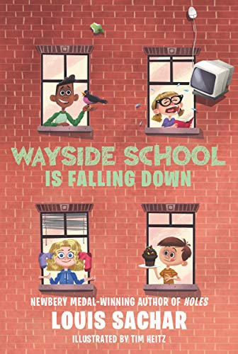 Wayside School Is Falling Down (The Fault In Our Stars Reading Level)