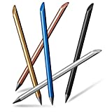 Guanxing Inkless Pen with a spare pen point,Defense Self-defense Anti wolf Tool, - 5 colors, gift packaging (Blue)