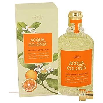 4711 Acqua Colonia Mandarine & Cardamom Perfume by Máúrér & Wírtz 5.7 oz Eau De Cologne