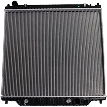 Evan-Fischer EVA27672031675 Radiator For 99-04 Ford F-250 Super Duty F