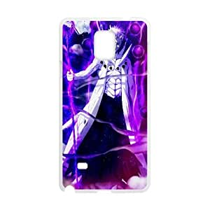 Naruto 016 Samsung Galaxy Note 4 Cell Phone Case White 91INA91439857