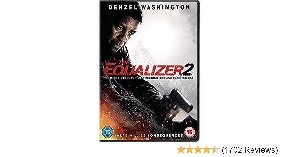 Amazon com: The Equalizer 2 [DVD] [2018]: Movies & TV