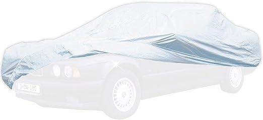 WENKO 5727011500 Auto-Vollgarage Grau PEVA 465 x 120 x 150 cm Kunststoff