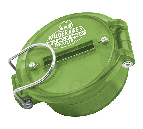 Kid Galaxy Boy Scouts of America Compass, Green