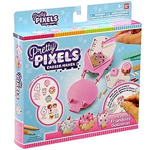 Pretty Pixels - Starter pack dulces (Bandai 38522): Amazon.es ...