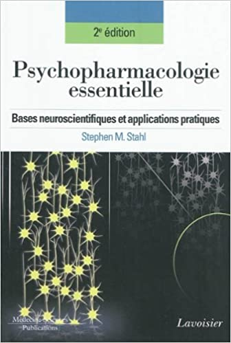 Pdf psychopharmacologie essentielle