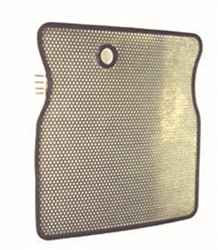 Rugged Ridge Radiator - Rugged Ridge 11106.01 Stainless Radiator Bug Shield