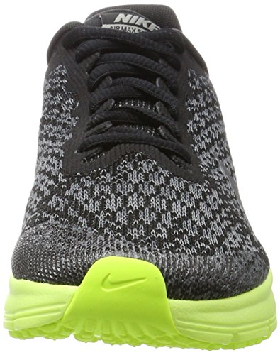 Sequent Grey Air Scarpe Gs Nero Nike cool Cool Grey anthracite Da black mtlc Bambino 2 Ginnastica Max aEdqwwH