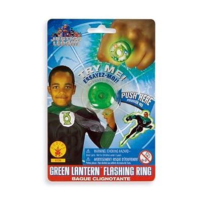 Rubie's Costume Co Green Lantern Ring Costume: Toys & Games