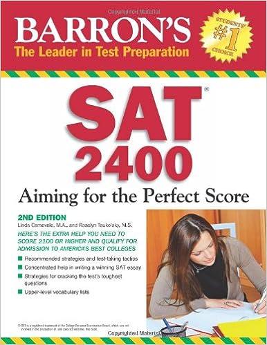 BARRONS SAT 2400 EBOOK