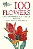 img - for 100 Flowers from the RHS: 100 Postcards in a Box book / textbook / text book