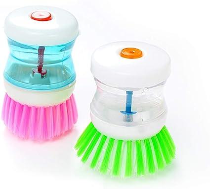 Amazon.com: Cepillo de limpieza para lavavajillas, cocina ...