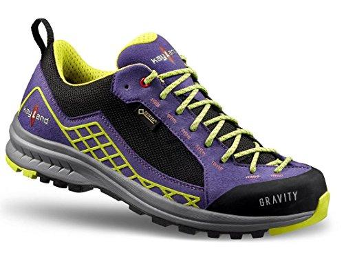 GTX KAYLAND Chaussures purple Damen Chaussures multifonction trekking de Gravity black Chaussures wqwn1pExF