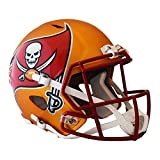 Tampa Bay Buccaneers BLAZE Officially Licensed Speed Full Size Replica Football Helmet