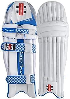 Gris Nicolls Extratec protection Powerbow6900Coussinets de cricket (2018)–pour Homme pour gaucher Gray Nicolls