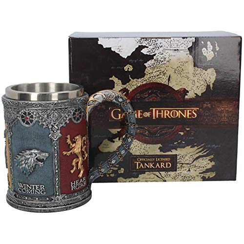 Large Tankard - Game of Thrones Sigil Tankard Beer Mug