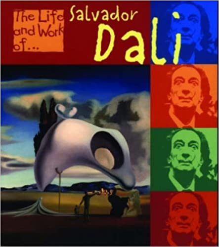 Salvador Dali (The Life & Work Of...) (The Life and Work of . . .) by Leonie Bennett (2005-01-11)