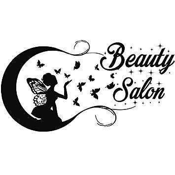 Incrediblewalldecals Pegatinas De Pared Salon De Belleza Peluqueria
