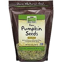NOW Foods Pumpkin Seed Raw, 1 lb