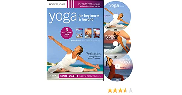 Yoga for Beginners & Beyond [Reino Unido] [DVD]: Amazon.es ...
