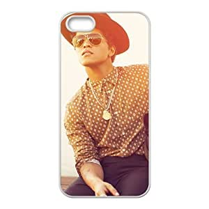 Diy Case for iPhone 5,5S ,Bruno Mars Customized case Fashion Style UN912962