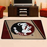 NCAA Florida State Seminoles (FSU) 2'8'' x 3'10'' Collegiate Rug -
