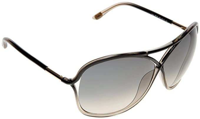 756be900b0a Image Unavailable. Image not available for. Color  TOM FORD SUNGLASSES TF  184 20B BROWN VICKY