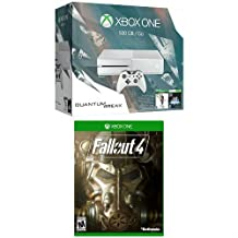 Xbox One 500GB Console - Special Edition Quantum Break Bundle with Fallout 4