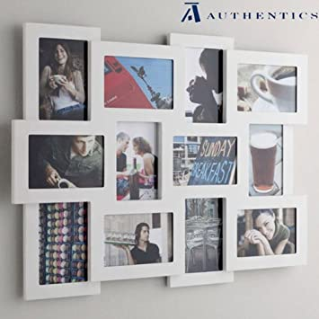 Studio 12 Multi Frame - White: Amazon.co.uk: Kitchen & Home