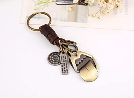 Amazon.com   1 Pc Big Tongue Model Leather Alloy Keychains Gifts Pendants  Women Wrist Wristlet Keys Hook Key Rings Famous Popular Pocket Bag Car  Keyring ... 59946c0b1