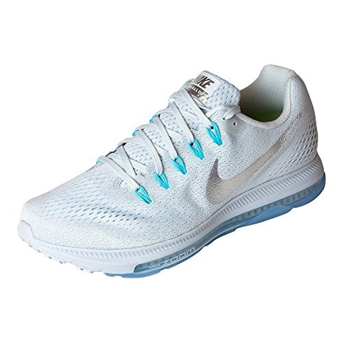 Nike Women's Wmns Zoom All Out Low, Pure Platinum/Chrome Silver
