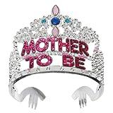 Forum Novelties Baby Shower Mother to Be Crown Tiara